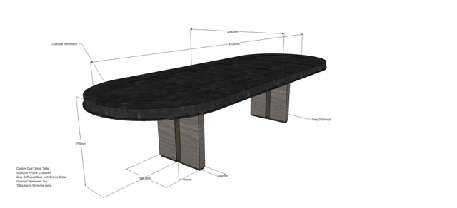 Ancon Dining table 1200 x 3200 16.06.15