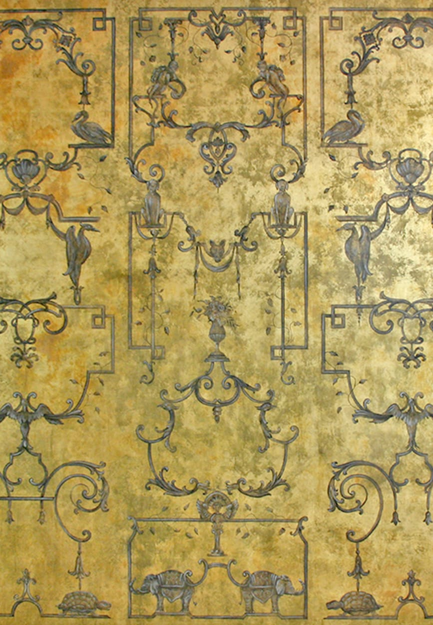 Wall Covering Silk Collection 1 - Tatiana Tafur