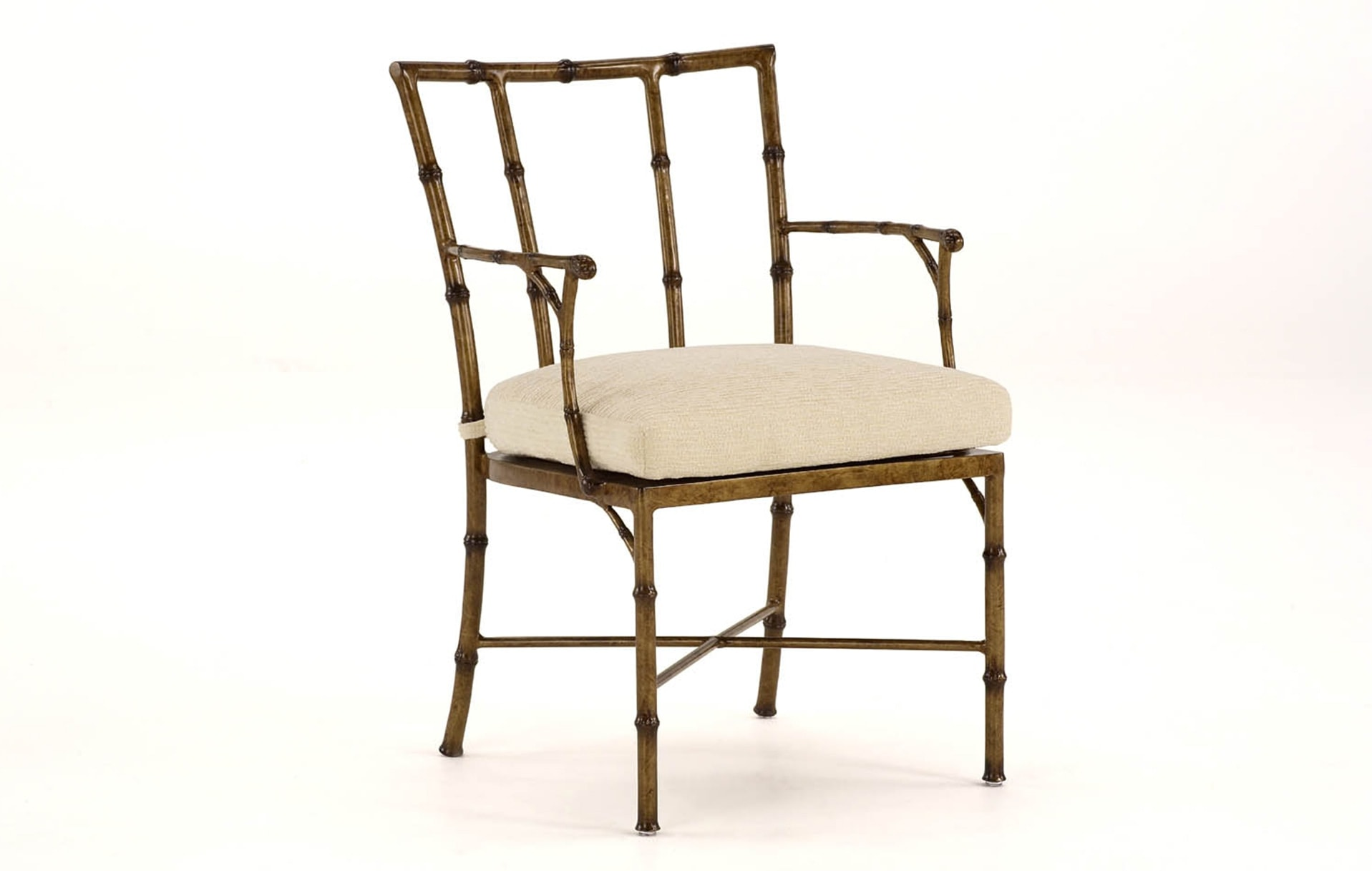 Lovely Bamboo Dining Chair - Tatiana Tafur PJ34