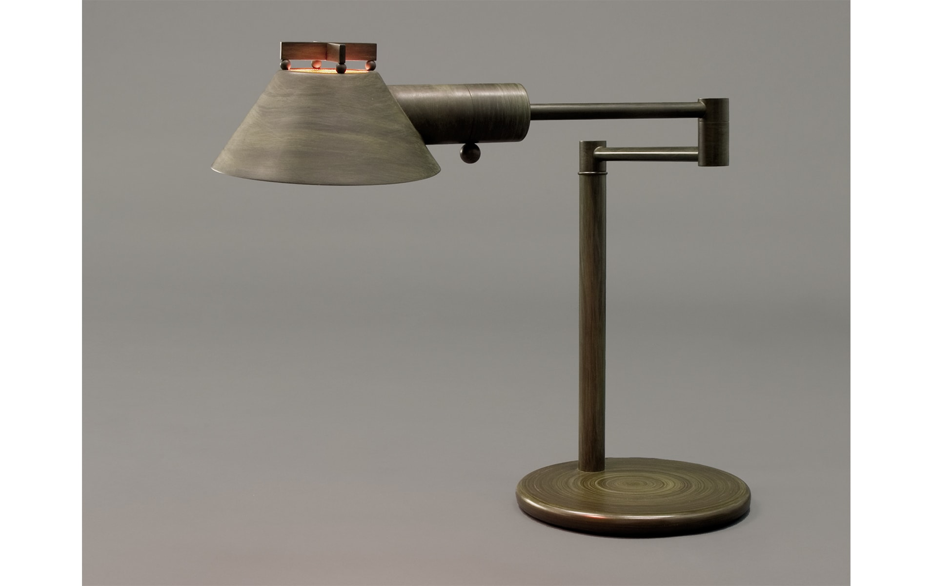 Superieur Pharmacy Swing Arm Desk Lamp