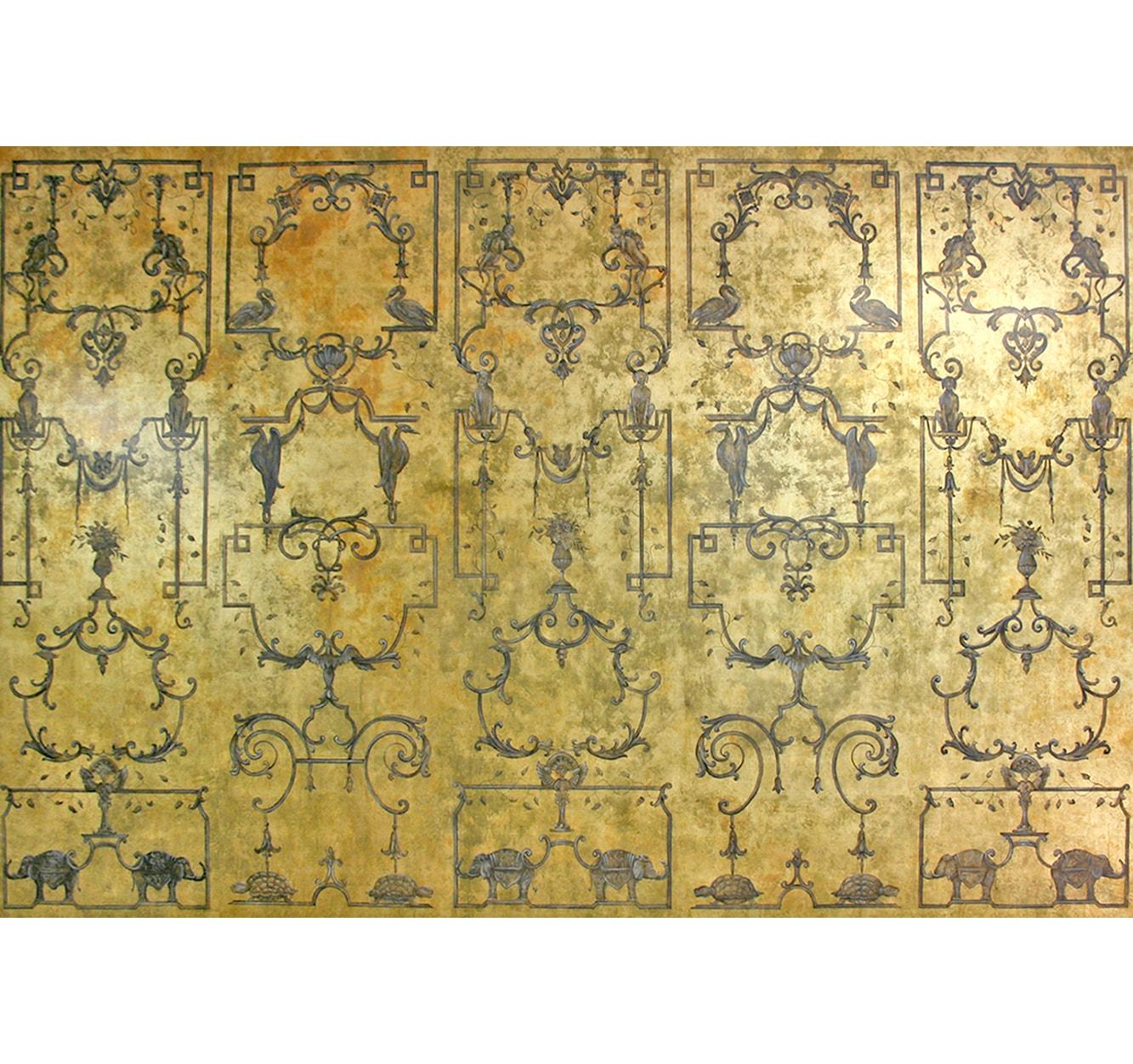 Wall Covering Silk Collection 1 - Tatiana Tafur
